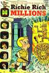 Richie Rich Millions #25 Comic Books - Covers, Scans, Photos  in Richie Rich Millions Comic Books - Covers, Scans, Gallery