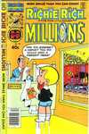 Richie Rich Millions #98 Comic Books - Covers, Scans, Photos  in Richie Rich Millions Comic Books - Covers, Scans, Gallery