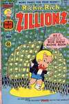 Richie Rich Zillionz comic books