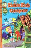 Richie Rich and Casper #21 comic books for sale