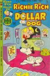 Richie Rich and Dollar the Dog comic books