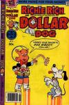 Richie Rich and Dollar the Dog #8 comic books - cover scans photos Richie Rich and Dollar the Dog #8 comic books - covers, picture gallery