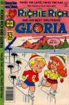 Richie Rich and Gloria #6 Comic Books - Covers, Scans, Photos  in Richie Rich and Gloria Comic Books - Covers, Scans, Gallery