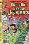 Richie Rich and Jackie Jokers #29 Comic Books - Covers, Scans, Photos  in Richie Rich and Jackie Jokers Comic Books - Covers, Scans, Gallery