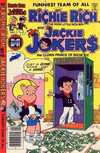 Richie Rich and Jackie Jokers #31 Comic Books - Covers, Scans, Photos  in Richie Rich and Jackie Jokers Comic Books - Covers, Scans, Gallery