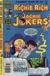 Richie Rich and Jackie Jokers #32 Comic Books - Covers, Scans, Photos  in Richie Rich and Jackie Jokers Comic Books - Covers, Scans, Gallery