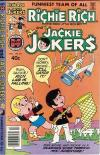 Richie Rich and Jackie Jokers #35 Comic Books - Covers, Scans, Photos  in Richie Rich and Jackie Jokers Comic Books - Covers, Scans, Gallery