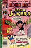 Richie Rich and Jackie Jokers #36 comic books for sale