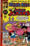 Richie Rich and Jackie Jokers #43 Comic Books - Covers, Scans, Photos  in Richie Rich and Jackie Jokers Comic Books - Covers, Scans, Gallery