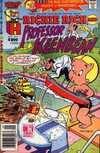 Richie Rich and Professor Keenbean Comic Books. Richie Rich and Professor Keenbean Comics.