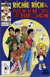Richie Rich and the New Kids on the Block #2 Comic Books - Covers, Scans, Photos  in Richie Rich and the New Kids on the Block Comic Books - Covers, Scans, Gallery