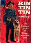 Rin Tin Tin #27 comic books for sale