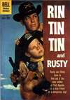Rin Tin Tin #34 comic books - cover scans photos Rin Tin Tin #34 comic books - covers, picture gallery