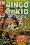 Ringo Kid #8 Comic Books - Covers, Scans, Photos  in Ringo Kid Comic Books - Covers, Scans, Gallery