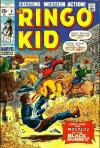 Ringo Kid #9 Comic Books - Covers, Scans, Photos  in Ringo Kid Comic Books - Covers, Scans, Gallery