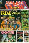Rip Off Comix #9 Comic Books - Covers, Scans, Photos  in Rip Off Comix Comic Books - Covers, Scans, Gallery