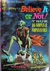 Ripley's Believe It or Not! #25 comic books for sale