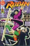 Robin #4 comic books - cover scans photos Robin #4 comic books - covers, picture gallery