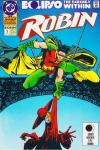 Robin #1 comic books for sale