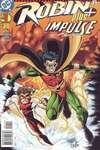 Robin comic books