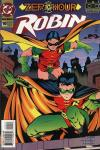 Robin #10 comic books - cover scans photos Robin #10 comic books - covers, picture gallery