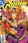 Robin #102 comic books - cover scans photos Robin #102 comic books - covers, picture gallery