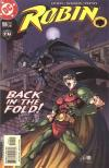 Robin #106 comic books - cover scans photos Robin #106 comic books - covers, picture gallery