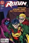 Robin #25 comic books - cover scans photos Robin #25 comic books - covers, picture gallery
