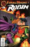 Robin #35 comic books - cover scans photos Robin #35 comic books - covers, picture gallery