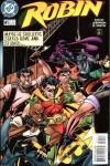 Robin #41 comic books - cover scans photos Robin #41 comic books - covers, picture gallery