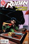 Robin #43 comic books - cover scans photos Robin #43 comic books - covers, picture gallery