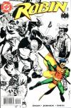 Robin #45 comic books - cover scans photos Robin #45 comic books - covers, picture gallery