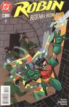 Robin #51 comic books - cover scans photos Robin #51 comic books - covers, picture gallery