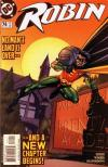 Robin #74 comic books - cover scans photos Robin #74 comic books - covers, picture gallery