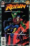 Robin #3 comic books - cover scans photos Robin #3 comic books - covers, picture gallery