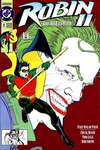 Robin II comic books