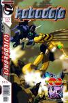 Robo Dojo #5 Comic Books - Covers, Scans, Photos  in Robo Dojo Comic Books - Covers, Scans, Gallery