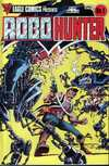 Robo-Hunter comic books
