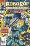 Robocop #2 comic books - cover scans photos Robocop #2 comic books - covers, picture gallery