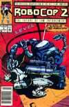 Robocop 2 #3 comic books - cover scans photos Robocop 2 #3 comic books - covers, picture gallery