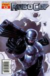 Robocop #4 comic books - cover scans photos Robocop #4 comic books - covers, picture gallery