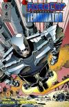 Robocop versus The Terminator #4 comic books for sale