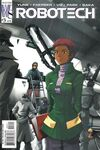 Robotech #3 comic books - cover scans photos Robotech #3 comic books - covers, picture gallery