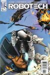 Robotech #4 comic books - cover scans photos Robotech #4 comic books - covers, picture gallery