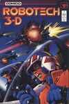 Robotech 3-D comic books