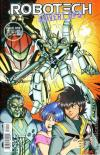 Robotech: Covert Ops comic books