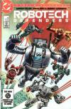 Robotech Defenders # comic book complete sets Robotech Defenders # comic books