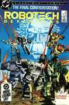 Robotech Defenders #2 comic books - cover scans photos Robotech Defenders #2 comic books - covers, picture gallery