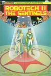 Robotech II: The Sentinels Book 1 #13 comic books for sale