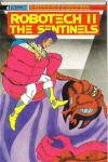 Robotech II: The Sentinels Book 1 #4 comic books for sale